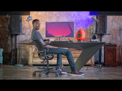 Dream Desk  – The MKBHD Setup!