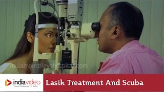 Lasik Treatment and Scuba Diving