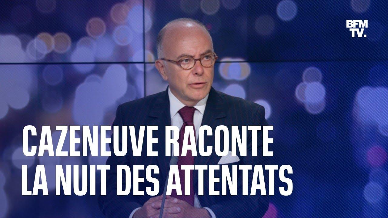 Bernard Cazeneuve raconte la nuit des attentats du 13-Novembre
