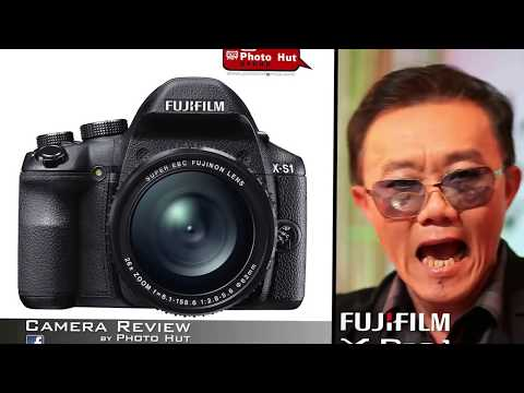 FujiFilm X-pro1 Review (Thai) New