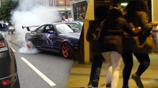 Ultimate Newest BRUTAL EXHAUST SCARING Women And Kids FUNNY/CRINGE 2017