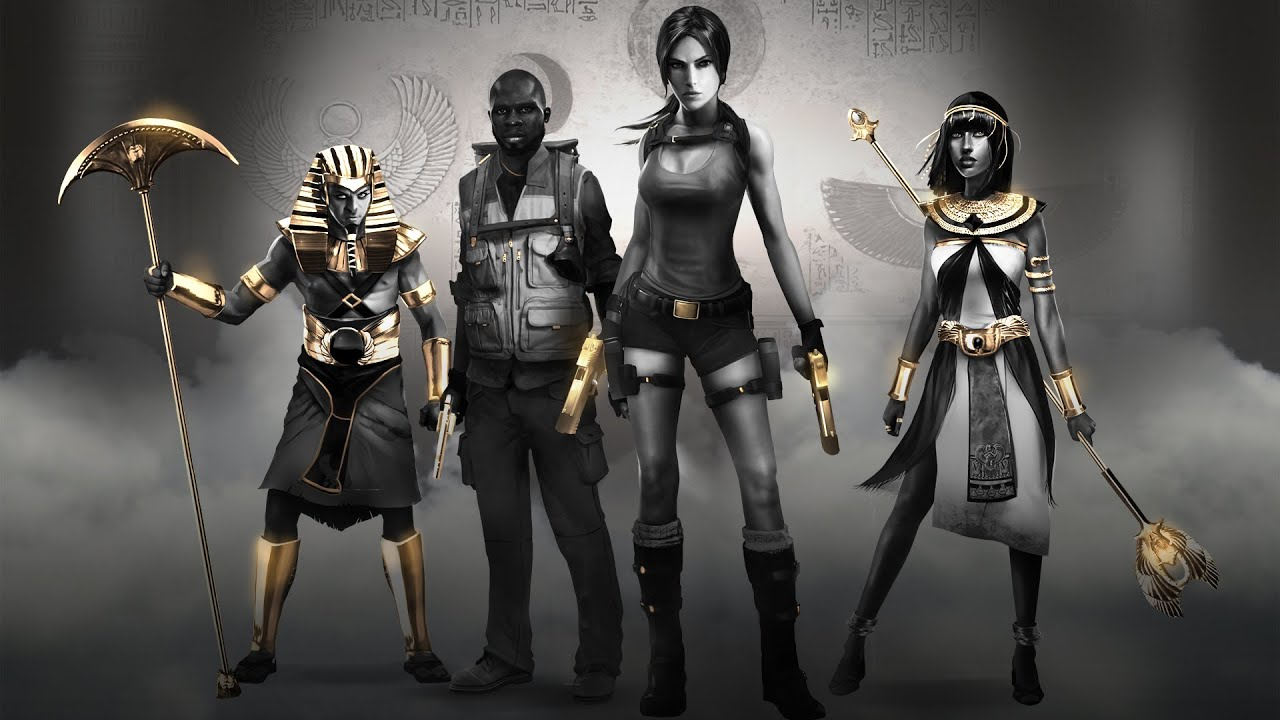 Video LARA CROFT AND THE TEMPLE OF OSIRIS [Steam]