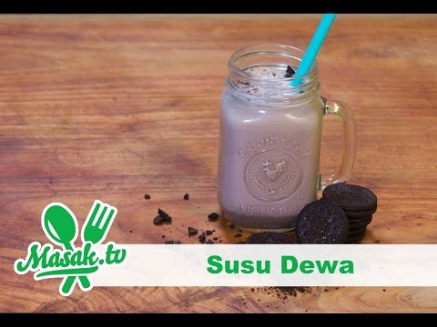 Video Susu Dewa Oreo | Minuman #057