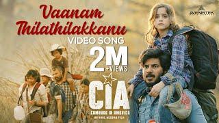 So here's song video of VaanamThilathilakenu from CIA ComradeInAmerica