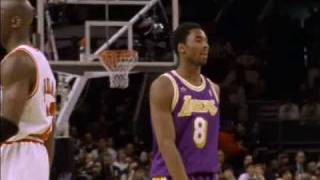 Kobe's First All-Star Game
