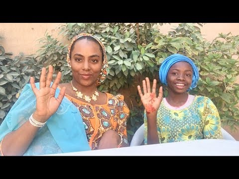 Learn HAUSA with me - Greetings & Etiquette (part 2)