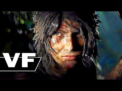 SHADOW OF THE TOMB RAIDER Bande Annonce VF (2018) PS4 / Xbox One / PC