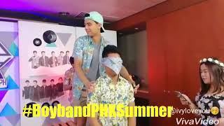 BPHX (March 11, 2018) #BoybandPHXSummer
