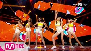 [LABOUM - Only u] KPOP TV Show   M COUNTDOWN 170817 EP.537