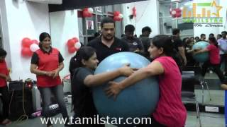 Womens Day Fitness Competition