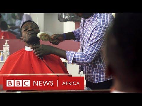 On the road with Bobi Wine, Uganda's 'ghetto president' - BBC Africa