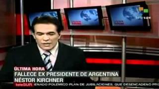 Fallecio Nestor Kirchner A Los 60 Años