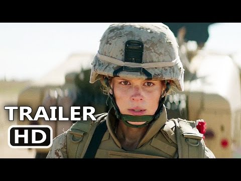 MEGAN LEAVEY Official Trailer (2017) Kate Mara, War Dog, Drama Movie HD