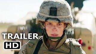MEGAN LEAVEY Official Trailer 2017 Kate Mara War Dog Drama Movie HD