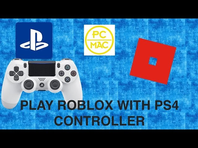 how to play roblox with ps4 controller pc mac sport videos