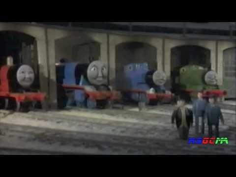 Thomas Tank Engine The Trouble With Mud GC HD - смотреть