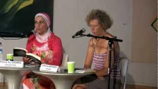 preview picture of video 'Ô Marches du Palais Lodève Voix de la Méditerranée Fatena Al Ghorrat 20 07 2012'