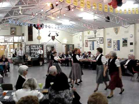 Entertaining Port Adelaide Caledonian Society