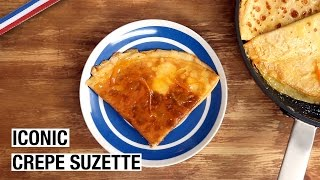 French Crêpe Suzette & Alcohol-Free Version | Pancake Day by Alex French Guy Cooking