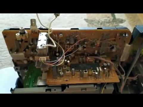 Телевизор Funai. Разбор на цветные и драгоценные металлы.