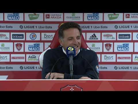 Brest - Lorient | La réaction des coaches