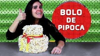 Aprenda, passo a passo, como fazer um Bolo de Pipoca. Gostou? Dê Like e inscreva-se no canal Amo Festas by Pri Porto!  - INSCREVA-SE NO NOSSO CANAL: https://www.youtube.com/channel/UCE01O2N4oLxMV9BEstmG28g?sub_confirmation=1  - FACEBOOK: https://www.facebook.com/amofestas  - INSTAGRAM: https://instagram.com/amofestas