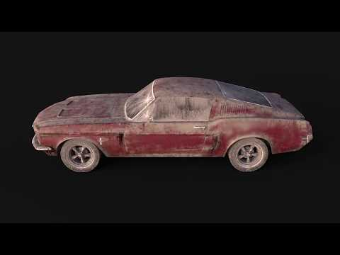 Maya,Redshift,Substance Painter Lookdev by Asad Sheikh 2016