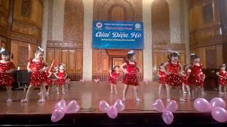trung tâm music soul - dạy múa cho bé ĐT 0246 326 5555- 09 72 74 70 76