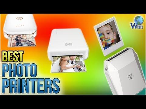9 Best Photo Printers 2018