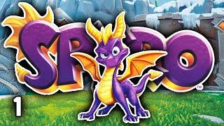 Hutts Streams Spyro the Dragon (PS4)