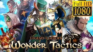 Wonder Tactics Game Review 1080P Official Com2Us Role Playing 2017