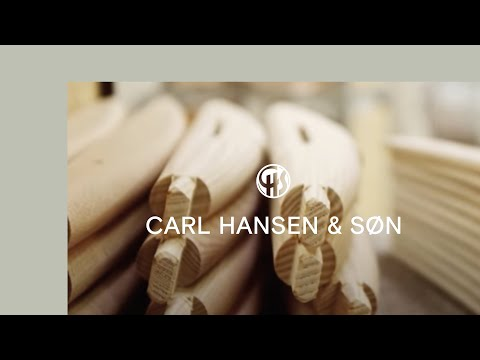 Youtube-Video de CH24 Wishbone Chair par Carl Hansen & Søn