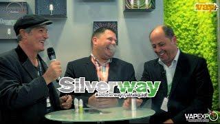 Silverway d'Alfaliquid: un gamme sans PG et sans alcool.