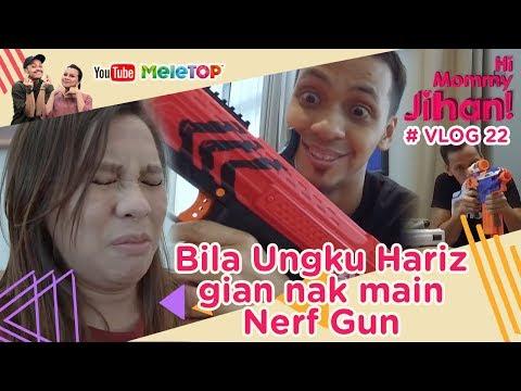 Hi Mommy Jihan Vlog #22  