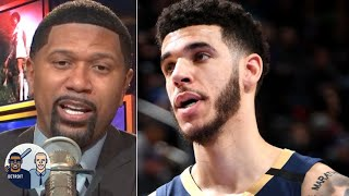 Jalen Rose on Lonzo Ball's lob, Zion getting sleepy on the bench & Jahlil Okafor | Jalen & Jacoby