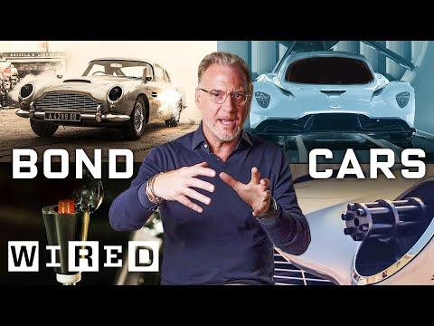 Here's Every James Bond Car Explained