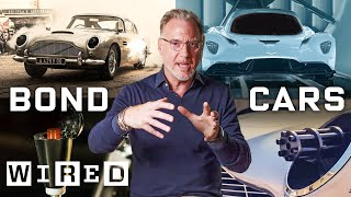 Every Aston Martin in James Bond Explained | WIRED