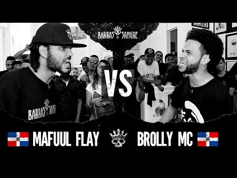 BDS 1: Brolly MC 🇩🇴 vs Mafuul Flay 🇩🇴 [ Batallas Escritas ] ( Host: Flava Templo Real )
