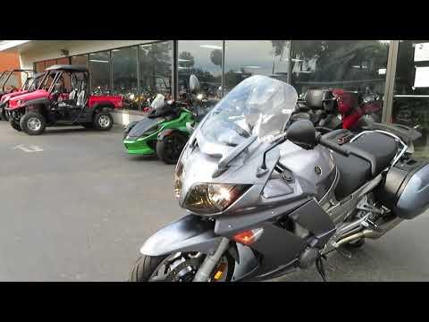 2007 Yamaha FJR1300AE in Sanford, Florida - Video 1