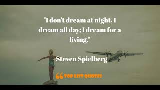 Inspirational & Motivational Dream Big Quotes