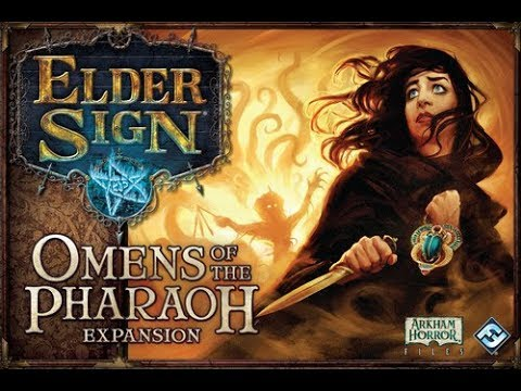 Tatooine Tableflip Reviews Elder Sign : Omens of the Pharaoh
