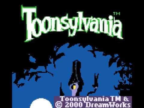 Toonsylvania Game Boy