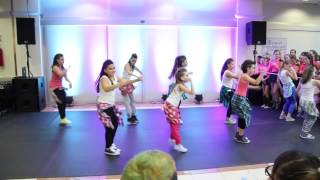 Bouje by ChikaZ Kids (Dancing steps, 22.03 - Tower) HD