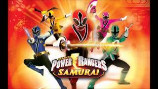 Power Rangers Samurai -Go Go Power Rangers!- [Clean and Extended HD]