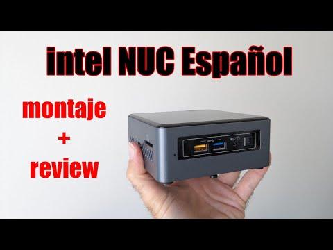 Como montarse un PC con un barebone intel NUC por muy poco dinero y 100% silencioso. El más barato!