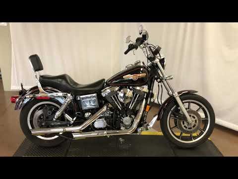 1995 Harley- Davidson® Dyna Super Glide FXDS