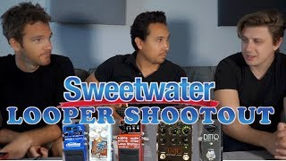 Sean Daniel Compares Looper Pedals for Sweetwater