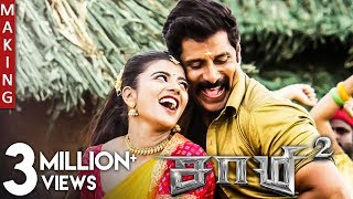 Saamy² EXCLUSIVE Making Video | Chiyaan Vikram, Keerthy Suresh, Aishwarya Rajesh | Hari | DSP
