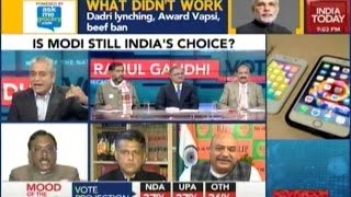 Mood Of The Nation Karvy Insights Opinion Poll  Part 1
