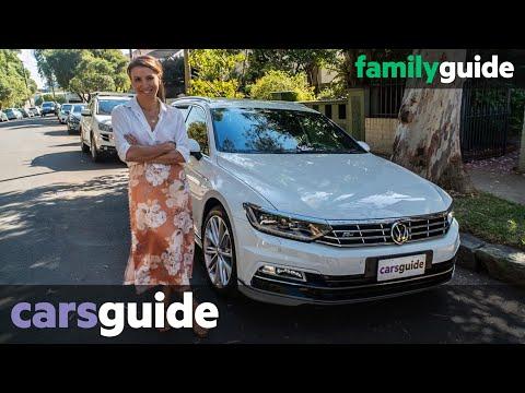 Volkswagen Passat 206TSI R-Line 2019 review